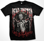 "6 T-shirt ""Curse of the Mummified"""